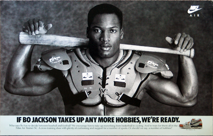 Bo Jackson, Ball Player