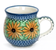 Polish Pottery Bubblemug